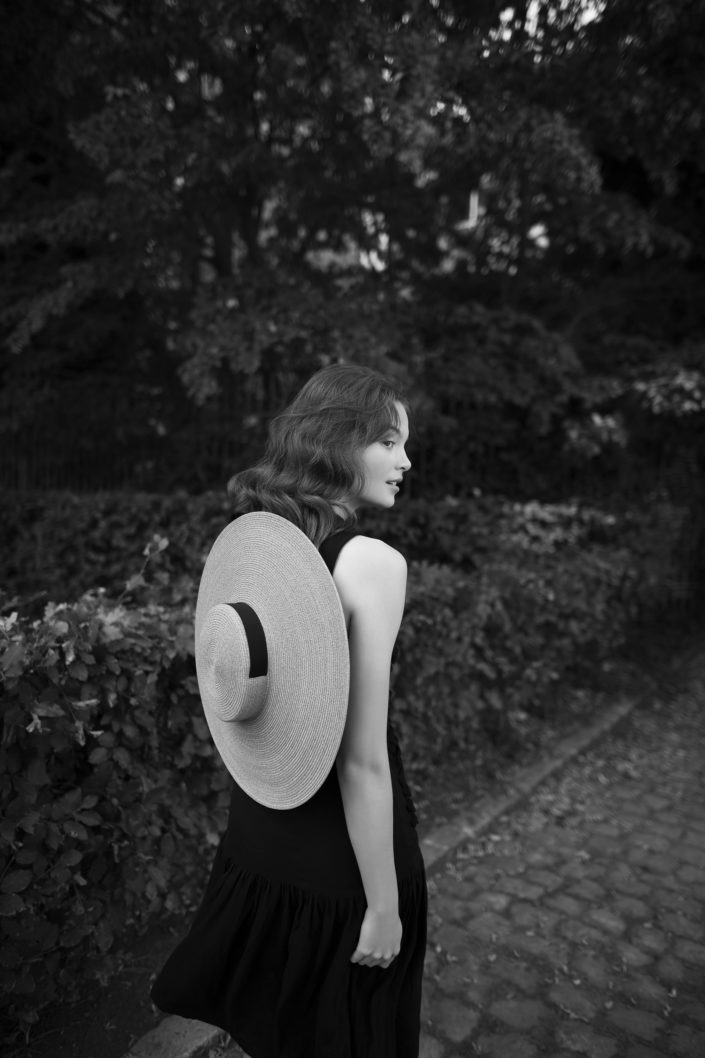 © Copyright Caroline Coo - Lookbook - Collection printemps/été 2019 - Mademoiselle Chapeaux