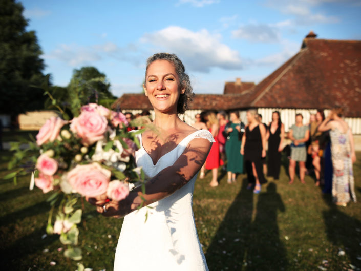 MARIAGE Normandie - Manoir Henri IV