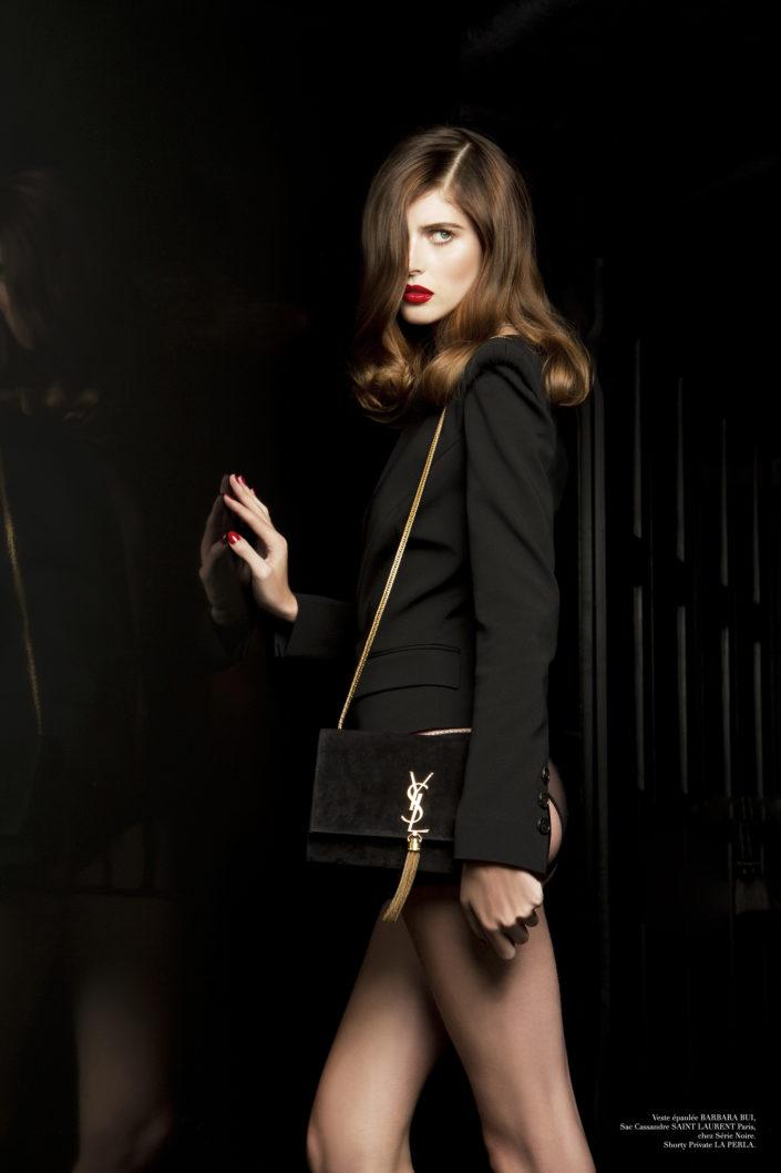 © Copyright Caroline Coo - photographe mode et luxe - Photo édito et couvertures pour le magazine Eccelso
