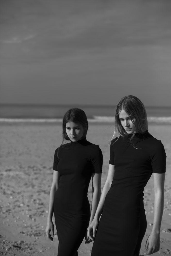 © Copyright Caroline Coo - Photographe Mode - Fashion - Maillot de bain - Mer Cote d'opale - Coton bio